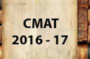 AICTE CMAT 2016-17 official notification released