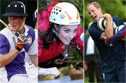 See: The British royals at their sporting best