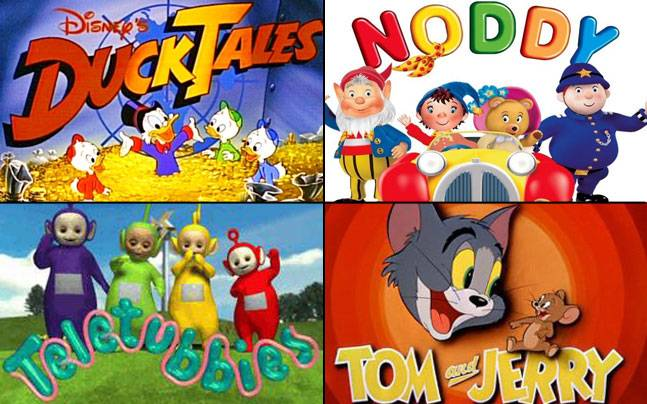 #HappyChildrensDay: From Ducktales to Noddy, here are 18
