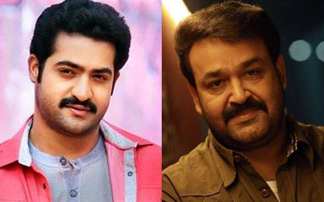 Mohanlal and NTR Jr. to join hands for a Telugu film