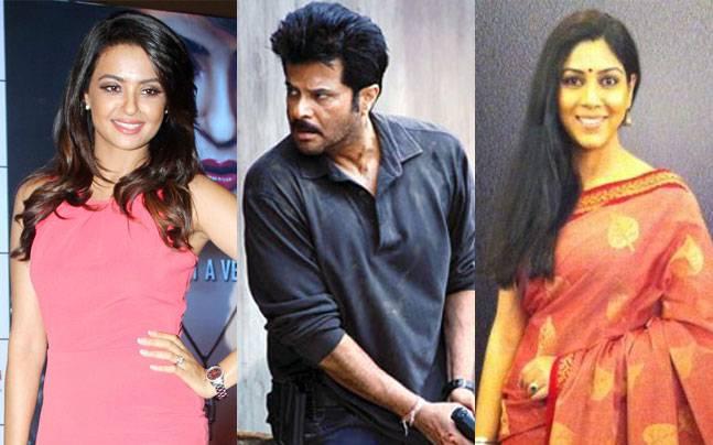 Sakshi tanwar sexy back