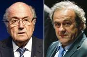 FIFA ethics panel to rule on Blatter, Platini next month