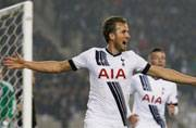 Tottenham, Liverpool through to last 32 of Europa League
