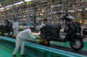 Honda Motorcycle and Scooter India sells 4.49 lakh units in October 2015