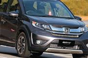 Honda to launch first crossover BR-V in India by 2016