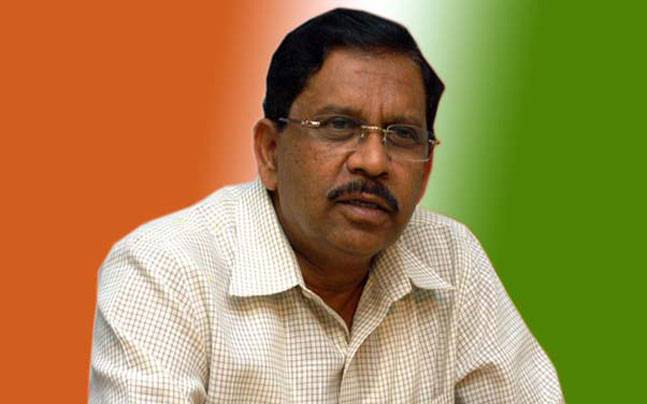 G Parameshwara. Photo: PTI