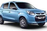Four Maruti models in top 10 best selling PVs in October