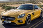 Mercedes Benz brings the AMG GT S to India for Rs 2.4 crore