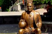 James Naismith's 154th birth anniversary