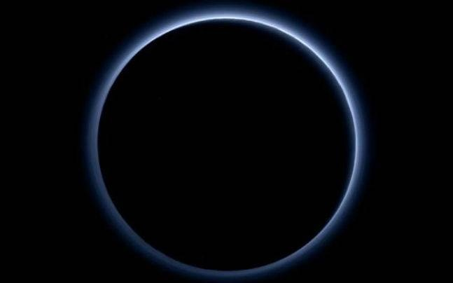 A day on Pluto