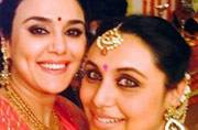 Diwali bash 2015: Preity Zinta shares a picture with