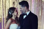 Sofia Vergara-Joe Manganiello hitched! Check out pictures from their dream wedding