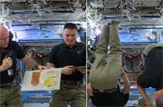 WATCH: How American astronauts celebrated Thanksgiving in style at zero gravity