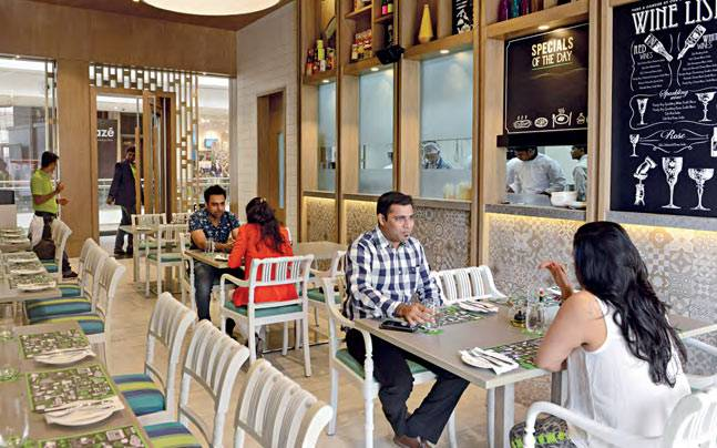 how to open a cafe in india