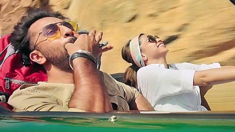 Tamasha movie review: Ranbir and Deepika shine in a ...