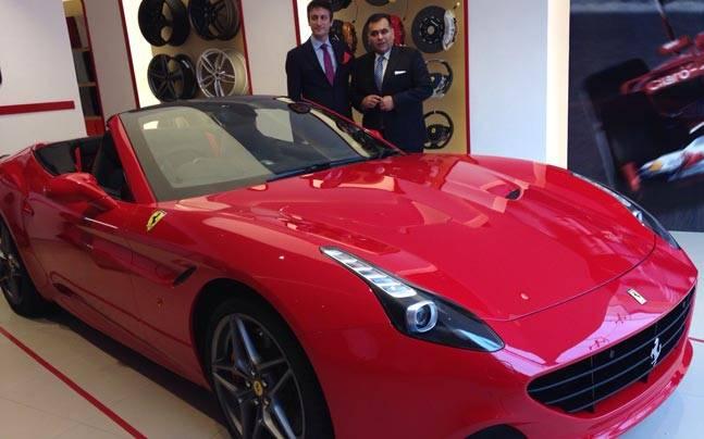 Ferrari Inaugurates First Showroom In Delhi Auto News