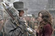 Now, a female to take on vampires in Van Helsing series