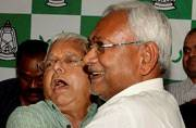 Bihar results: Nitish, Lalu thank voters for thumping victory