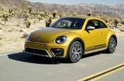 New Volkswagen Beetle Dune revealed at the LA Auto Show