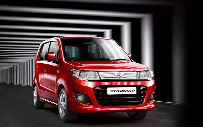 Maruti launches WagonR, Stingray with auto gear shift - Auto News
