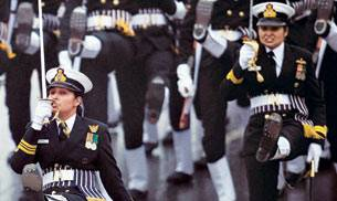 Women in Indian Navy