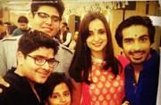 See pics: Sanaya Irani, Mohit Sehgal get engaged