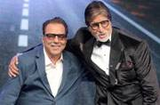 Jai-Veeru reunite on TV: Big B, Dharmendra recreate Sholay magic