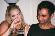 Aziz Ansari is in India, and he's being his usual funny self