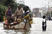 Chennai floods. Photo: PTI