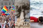 Events that captured attention of the whole world in 2015