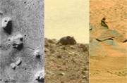 Mouse, mermaids on Mars? 10 weird things photographed by NASA's Curiosity rover