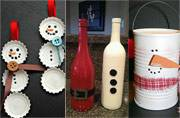 These last-minute Christmas decorations will help you save the day