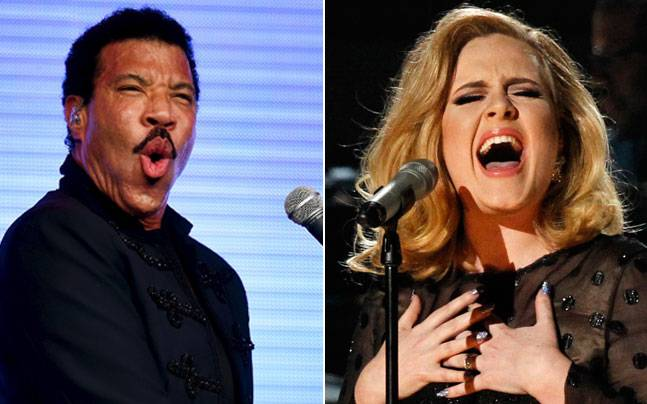 Hello Adele And Lionel Richie Are Finally Coming Together For A