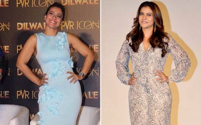 5 Times Kajol Defined The Word Gorgeous During The Dilwale