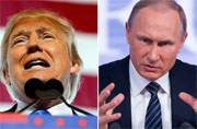 From Russia with love: Putin, Trump sing each other's praises