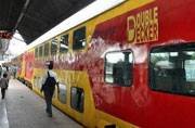 New Mumbai-Goa double-decker Shatabdi launched