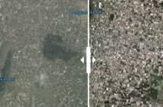 Chennai with Google Earth