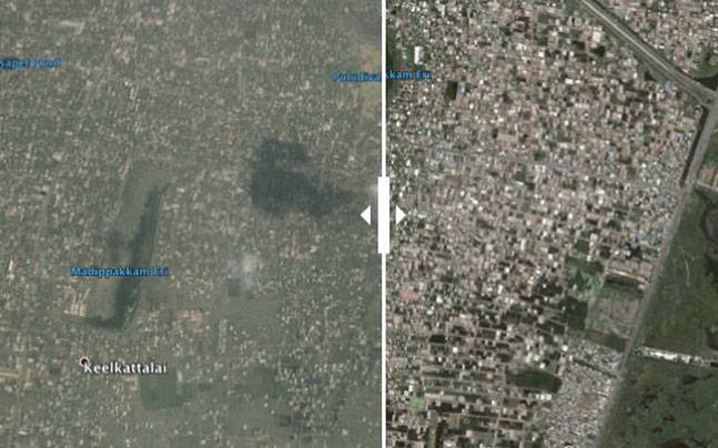 Man made disaster: Look how Chennai built its way to floods   FYI News