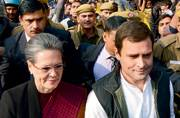 National Herald case: It's party time for Gandhis after bail