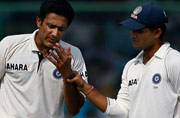 Sourav Ganguly saved Anil Kumble from getting dropped for crucial Australia tour