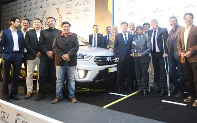 Hyundai Creta wins Indian Car of the Year 2016