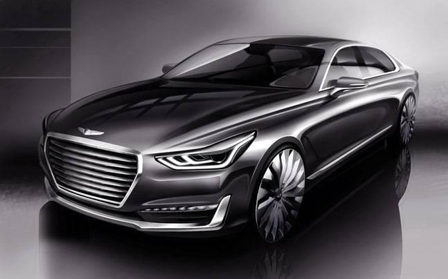 Hyundai Motor Launches Flagship Luxury G90 Sedan Auto News
