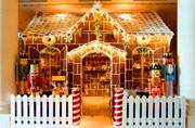 Revel in the Christmas spirit at The Leela Palace