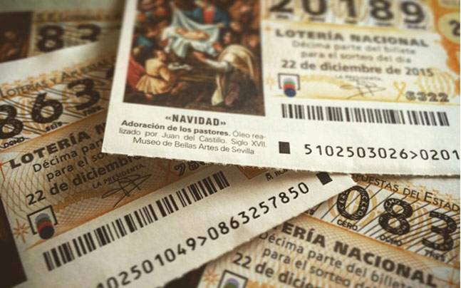This African migrant won 400,000 dollars in Spain's Christmas lottery