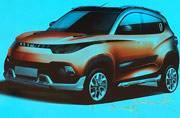 Mahindra unveil KUV100, launch on January 15