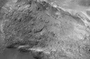 Landslide on Mars: Check out the high resolution image