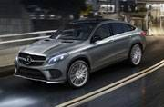 Mercedes Benz GLE450 AMG Coupe coming to India on January 12
