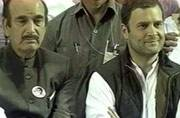 After farmers, Rahul Gandhi sings workers' tune at labour meet