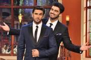 Ghar Aaja Pardesi: Ranveer, Ayushmann dubsmash a special message for friend Arjun