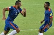 Robin Singh shines in India's 2-0 win over Sri Lanka in SAFF Cup